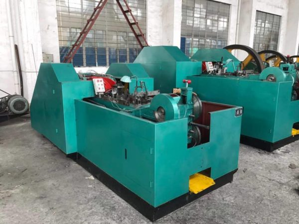 12mm wedge anchor bolt forging machine