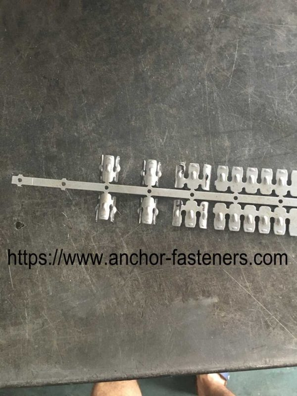 12mm wedge anchor clip