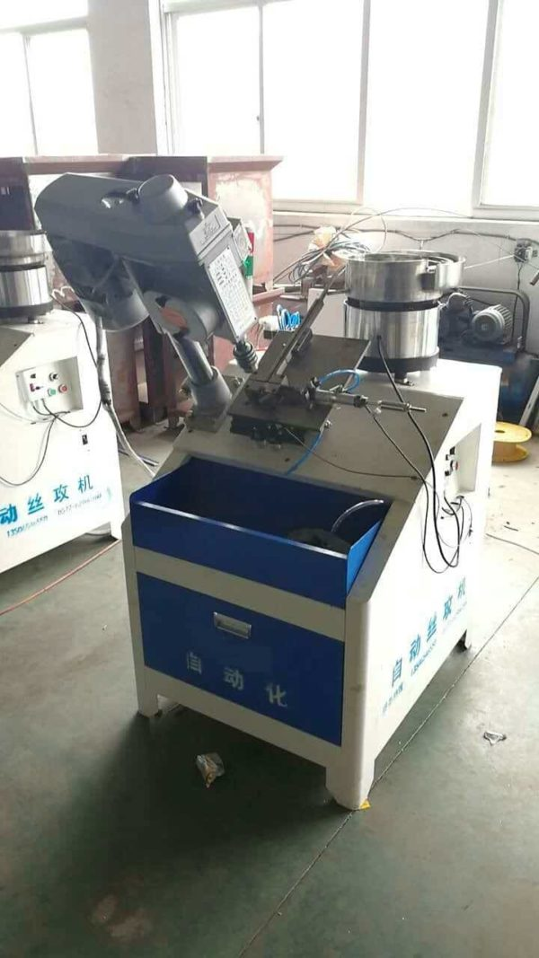 dropn in anchor sleeve automatic tapping machine