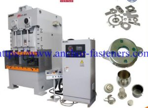 high speed automatic special parts punch machine