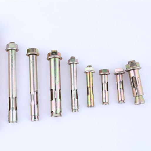 sleeve anchors made by huayu machines