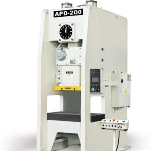 APD semi enclosed high strength precision press
