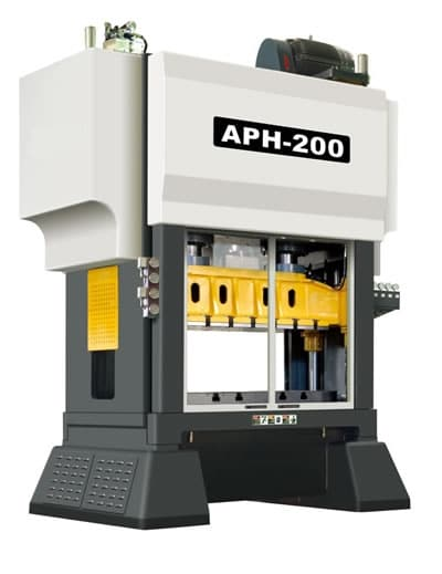 APH Series Enclosed type high speed punch stamping machine