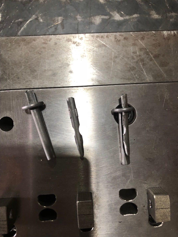 Ceiling Anchors Insert Plug Making Machine Bolt Screw