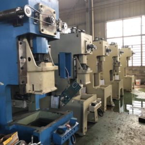GC Series 80-260Tons guide plate type hydraulic stamping press