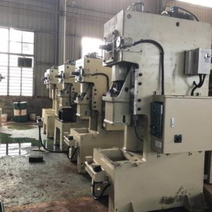 GF Series 5-65Tons guide plate type hydraulic pressing machine