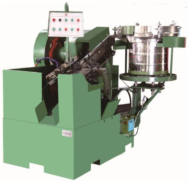 M6 High speed automatic bolt and screw thread rolling machine