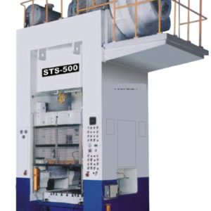 STS series vertical polevertical post high speed precision press