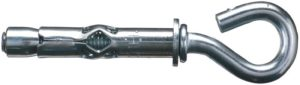 Statinless steel Eye Hook Sleeve Anchor bolt made by wire forming machine