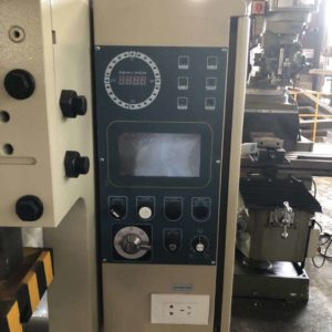 control panel of 15Tons-260Tons APA series universal type progressive stamping precision press