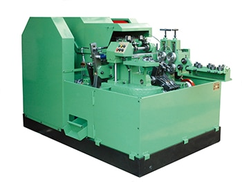 Brass welding rivets high speed forming machine