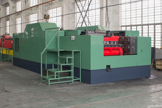 24B-5S/M16 Five Stations High Speed Cold Nut Forging Machine