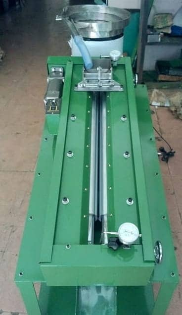 Spring Washer Sorting Selection Machine