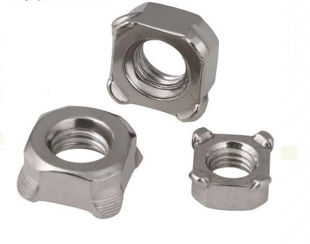 Finished Square welding nut