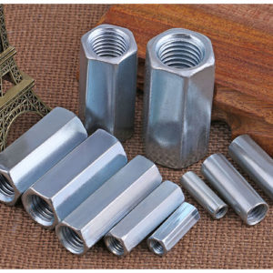 Round coupling nut samples