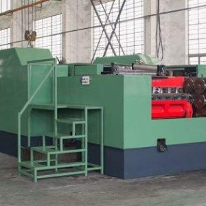 Square nut automatic high speed making machine