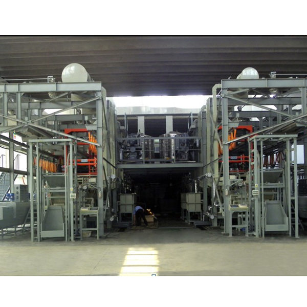 Automatic Galvanization Rotating Passivation Production Line