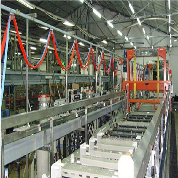 Automatic Gantry Type barrel Plating Production Line