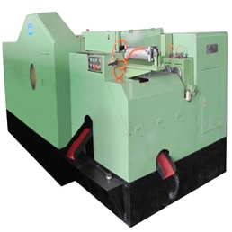 Drop in anchor bush sleeve high speed cold forging machine