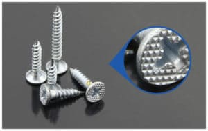 Finished Gypsum board drywall self tapping Screws