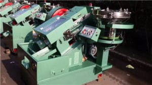 M16-160MM Taiwan Type Automatic Screw Thread Rolling Machine