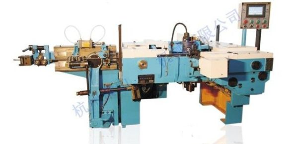 AMC-16 high speed ring chains making machine