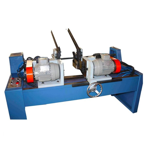 Double Station Pipe Thead Rod Automatic Chamfering Machine