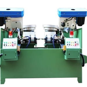 Full Automatic Special Shape Nut And Parts Thread Tapping Machine