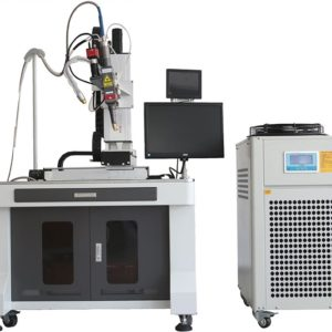 AMR Continuous automatic feeding laser welding machine