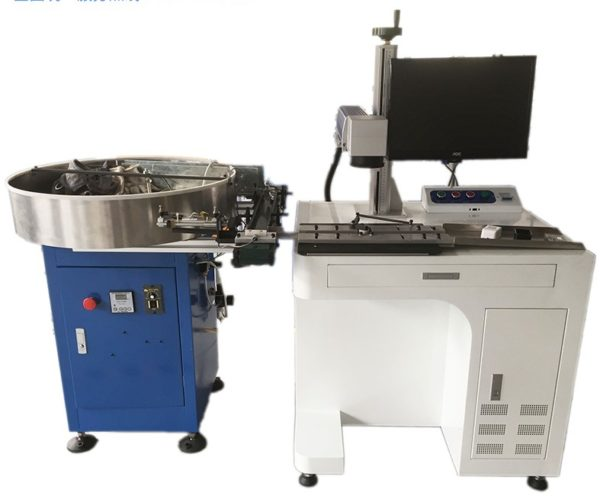 AMT bearing rings automatic laser marking machine