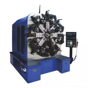 ASF-460C Cam High Speed Spring Forming Machine
