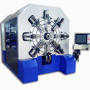ASF-60T Camless High Speed Springs Production Machine