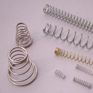 Compression springs made by ASF-208 Automatic Compression Spring Production Machine