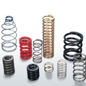 Compression springs made by ASF-230 Automatic Compression Spring Production Machine