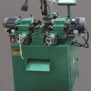 Double ends automatic special fasteners chamfering machine lathe