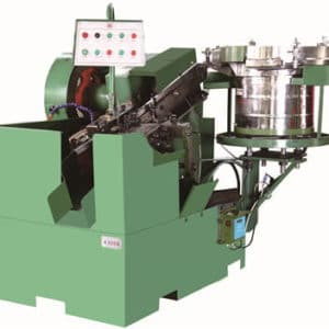 M5*50 High Speed Screw Thread Rolling Production Machine