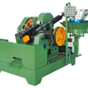 M8*85MM Automatic Screw Thread Rolling Production Machine