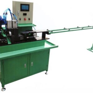 Raw metal material automatic cutting machine