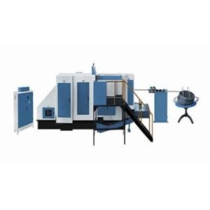 Six Stroke Bolt Parts Making Machine