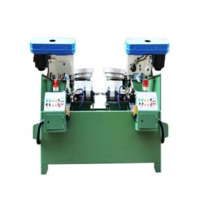 Specialty Fasteners Thread Tapping Machine